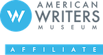 American Writers Museum Affiliate logo