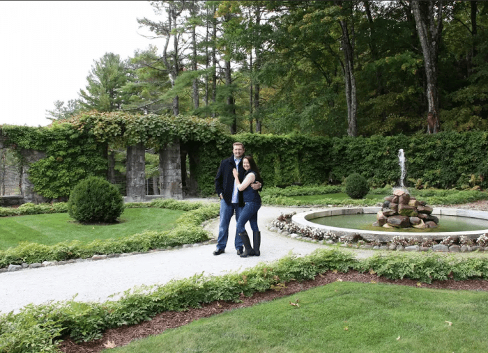 Real Proposal At The Mount: John and Alexis