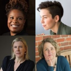 Writers in the House: A Conversation with our 2019 Writers-in-Residence @ The Elayne P. Bernstein Theatre