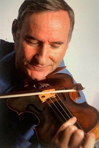 Peter Zazofsky, Violin