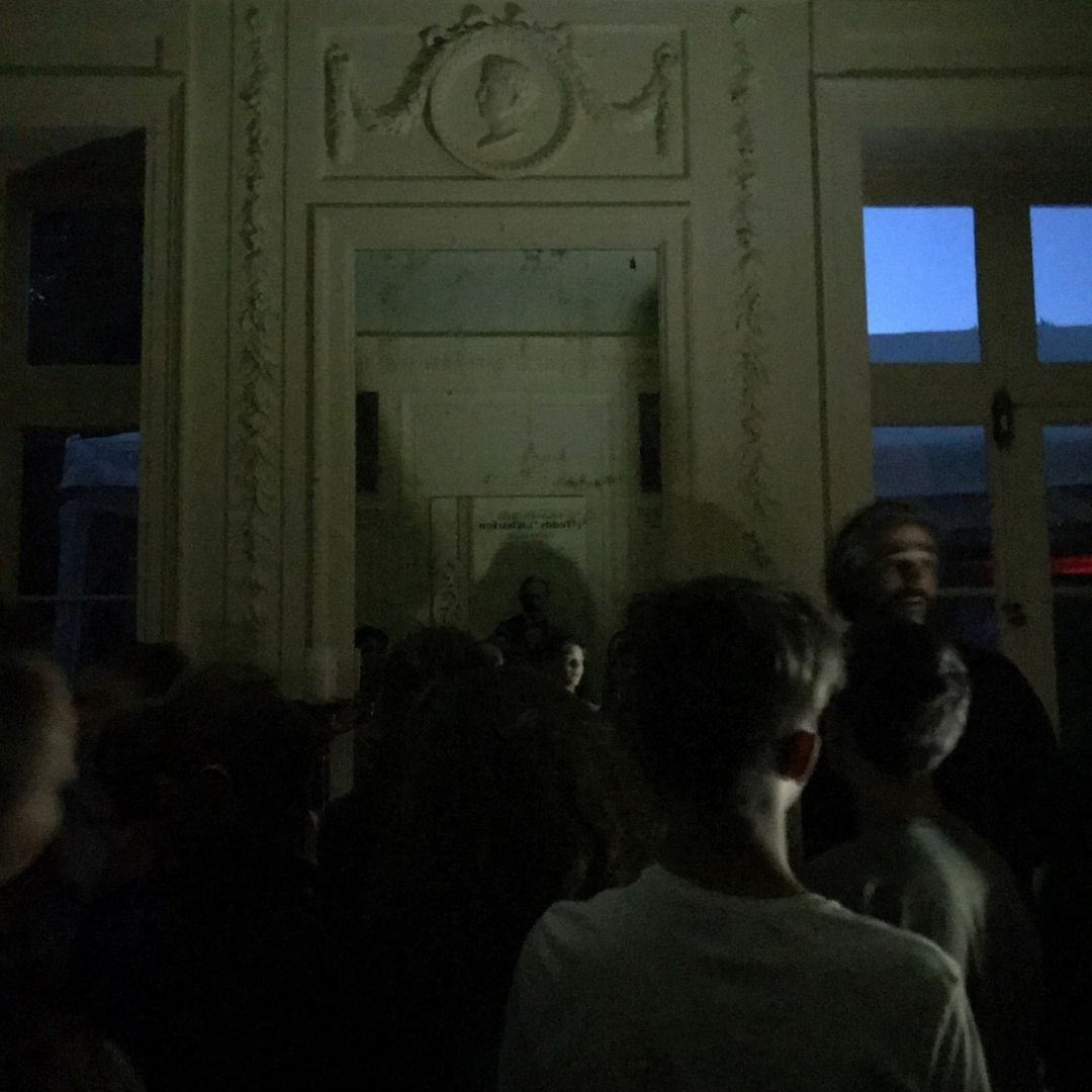 Family Ghost Tours at The Mount