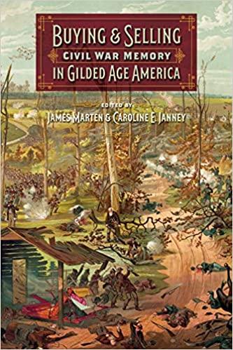 Buying & Selling Civil War Memory in Gilded Age America