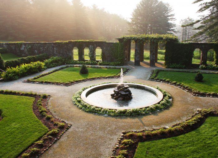 Wharton's Secret Garden