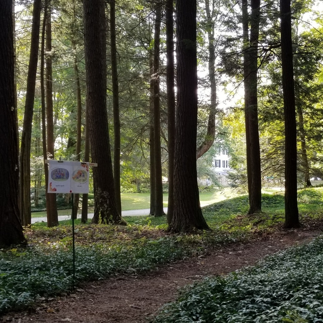 STORYWALK® at The Mount