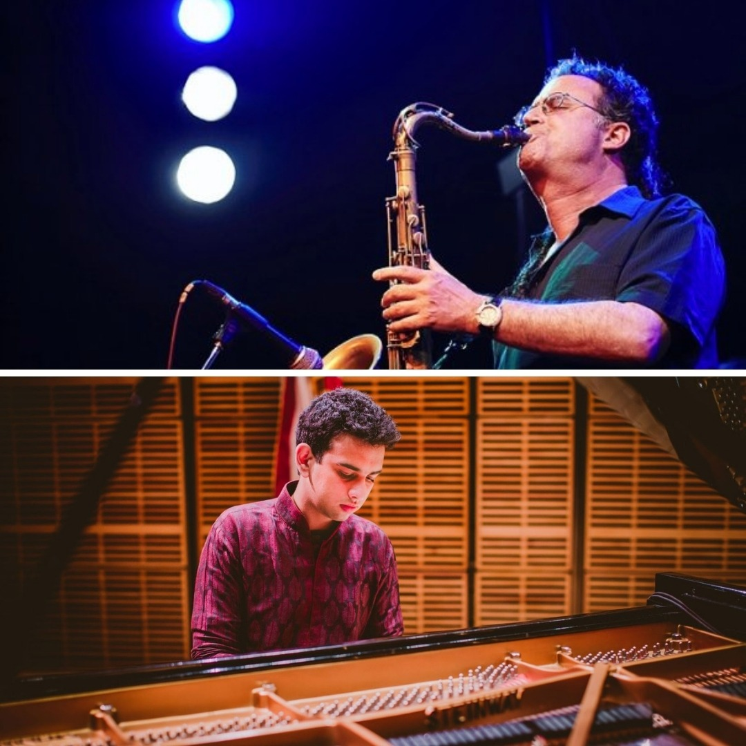 Jazz and Classics for Change with George Brooks & Utsav Lal
