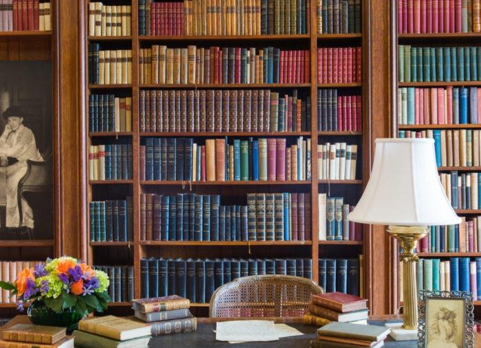 Library Conversations: Wharton's Men