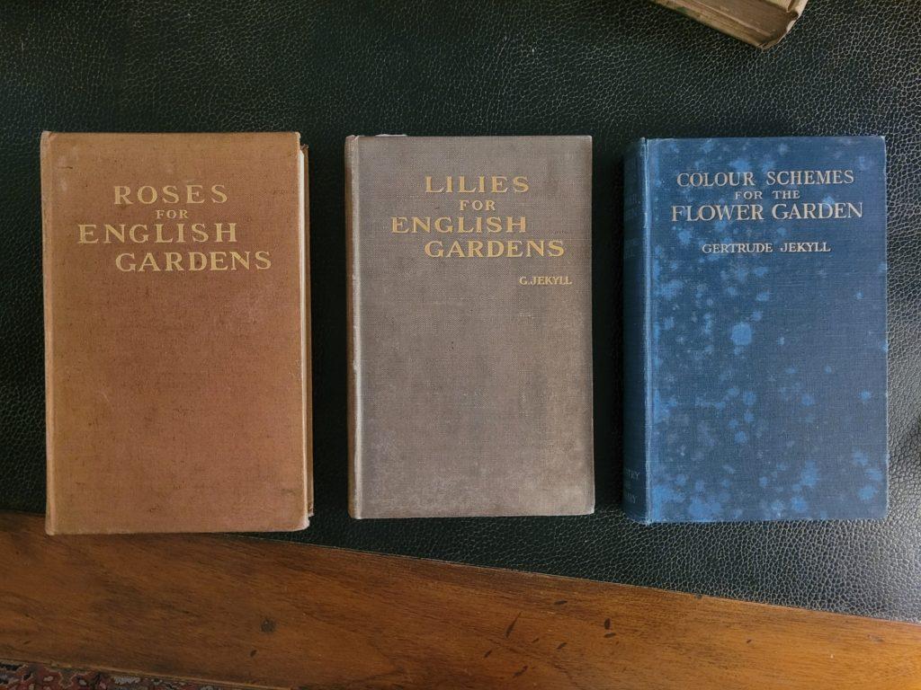 Gertrude Jekyll books grouped