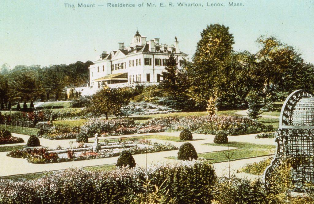1910 Color Postcard