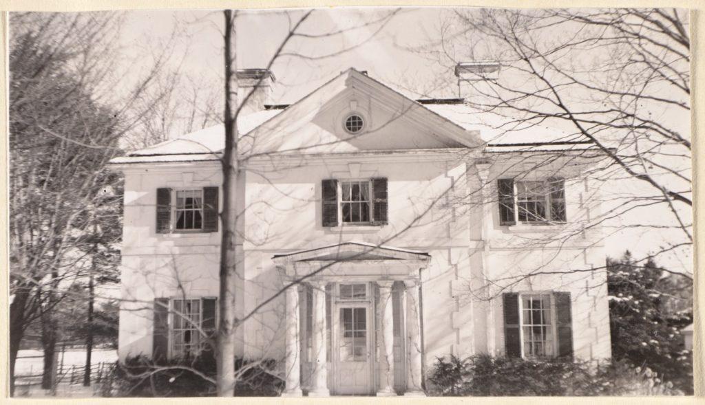 gatehouse c. 1942 lenox lib association
